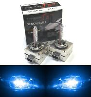 HID Xenon D1S Two Bulbs Head Light 10000K Blue Bi-Xenon Replace Low High Beam