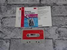 RORY GALLAGHER - Blueprint / Cassette Album Tape / UK Paperlabel / 3416