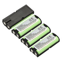 1/2/4pcs 2.4V NiMH 1000mAh Cordless Phone Battery For Panasonic HHR-P105 HHRP105