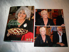 Christmas with Paula Deen by Michael Groover & Paula Deen SIGNED 2007 HCDJ