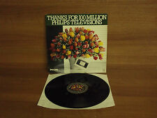 Philips Compilation : Thanks For 100 Million Philips Televisions : Vinyl Album