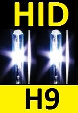 H9 1pr 35W 55W 70W HID Globes Bulbs - 2 yr warranty Melbourne seller - any color