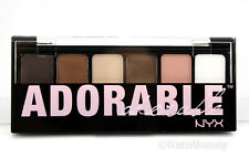 NYX The Adorable 6 color Eyeshadow Palette_TAS01