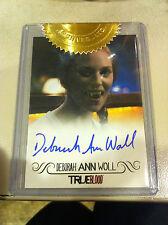 TRUE BLOOD 2013 Deborah Ann Woll / Jessica Hamby Autograph Card 3 Case Incentive