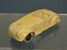 "VINTAGE DINKY TOYS MODEL No.22G STREAMLINE TOURIER   ""RARE"""