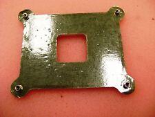 Intel Socket 478 Motherboard Heatsink Fan Mounting Back Plate