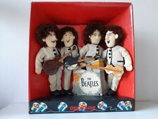 Beatles Dolls Shea Stadium grey suits by Applause US 1989 complete set