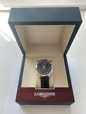 Longines Heritage Military- L2.789.4 (Boxed with Warranty Card)