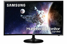 "Samsung CF39M 32"" Curved 1800R FHD 1920x1080 HDMI 60hz 4ms LCD Monitor w Speaker"