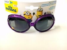 MINIONS Themed Purple Sunglasses Ages +3