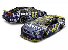 2016 JIMMIE JOHNSON #48 LOWE'S HOMESTEAD WIN 1:64 ACTION NASCAR DIECAST IN STOCK