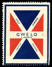 Southern Rhodesia - Poster Stamp - Promotional Publicity for Gwelo