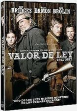 PELICULA DVD VALOR DE LEY PRECINTADA