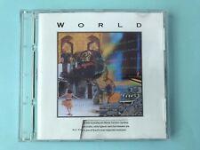 World Music Sampler, 1991 ECM promo CD, Shankar, Anouar Brahem, Egberto Gismonti