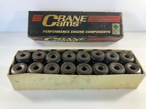 Crane Cams Single Valve Springs 99839 - 16 Drag Racing