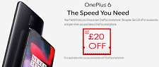 OnePlus 6 FREE Referral code - £20 off  accessories
