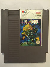 Nintendo Entertainment System Nes UK/Euro Pal Gioco Cartuccia Time Lord timelord