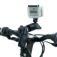Bicicletta Testa Attacco Manubrio Supporto Per GoPro Hero Fotocamera
