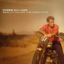 Robbie Williams - Reality Killed the Video Star (+DVD, 2009)