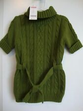 GYMBOREE FALL FOREST Olive Green Turtleneck Sweater Top Girl Size 6 NWT - Fall