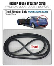 OEM Rubber Trunk Weather Strip (TRUNK) For HYUNDAI 2003-2008 Tiburon / Tuscani
