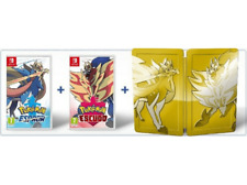 Pokémon Espada y Pokémon Escudo Pack Doble (Nintendo Switch, 2019)
