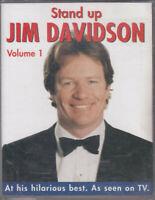 Jim Davidson Stand Up Cassette Audio Comedy Humour FASTPOST
