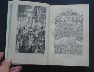 SAUNTERINGS IN AND ABOUT LONDON by Max Schlesinger: Westminster / Theatres 1853
