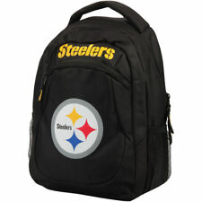 Pittsburgh Steelers Football Team NFL Youth Primetime Backpack School Gym Bag