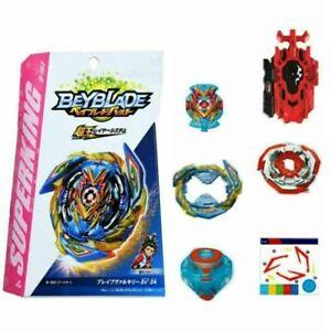 B163 Takara Tomy Beyblade Burst SuperKing Booster Brave Valkyrie.Ev' 2A AU New!
