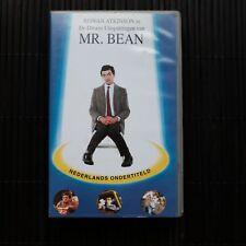 ROWAN ATKINSON IN DE DWAZE UITSPATTINGEN VAN MR.BEAN - VHS