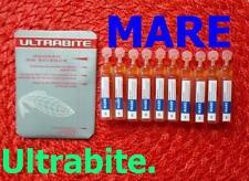 (°_°) 10 Fiale PESCA MARE ml.5 di Feromoni  XFACTOR (SaltWater) Ultrabite