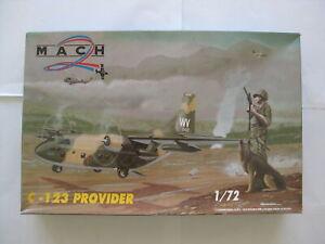 1|72 Model Plane C-123 PROVIDER Mach 2 D12-573