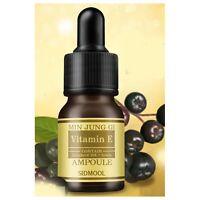 Sidmool Min Jung Gi Vitamin E Ampoule Serum 11ml, Korea Cosmetics
