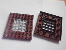 Lego Duplo Ritterburg Sammlungsauflösung 1 Bodenplatte braun Falltür 8x8 +Gitter