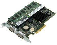 DELL 0XM768 PERC 5/E SAS CONTROLLER 0X8483 256MB BBU PCIe