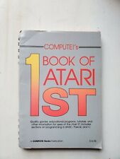 COMPUTE'S FIRST BOOK of ATARI ST
