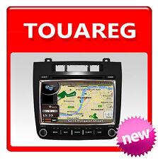 SP VOLKSWAGEN TOUAREG SAT NAV GPS DVD BLUETOOTH IPOD USB RADIO STEREO NAVIGATION