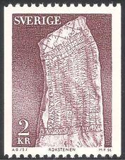 "Sweden 1975 ""Rok Stone""/Rock/Writing/History/Heritage/Language 1v (n43632)"