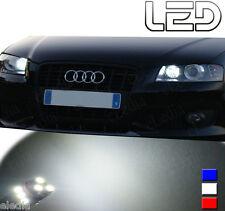 AUDI A6 C6 4F 2 Ampoules LED blanc Eclairage Veilleuses Feux Position Canbus