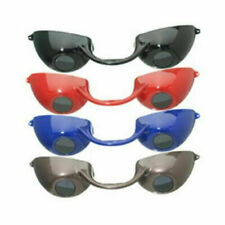 Peepers - UV Goggles -FDA Approved Eye Protection for Tanning - 4 Colors/12 Pack