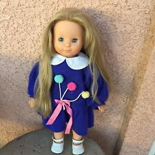 "Vintage Gotz Doll 18"" Muriel Original Clothing Germany Gotz 90 128/46"