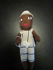 Ethnic International African Burkina Faso Doll