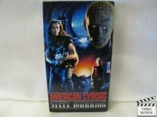 American Cyborg - Steel Warrior (VHS, 1998)