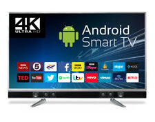 """CELLO PLATINUM 65"""" SMART TV WIFI LED  4K UHD ANDROID APP's FREEVIEW HD USB HDMI"""