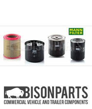 """""""FITS IVECO DAILY 30-8 (04/1978 - 06/1989) AIR, FUEL, OIL & WATER FILTER KIT"""