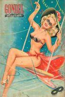 GONDEL - Zeitschrift Magazin - Heft 2 von 1951 - Models Musik Stories - B16781