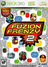 Fuzion Frenzy 2 Xbox 360 Game Complete