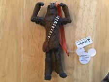 Disney Parks Star Wars Chewbacca Figural Ornament New With Tag