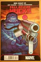 Fall of the Hulks: RED HULK #3 (2010 MARVEL Comics) ~ VF/NM Book